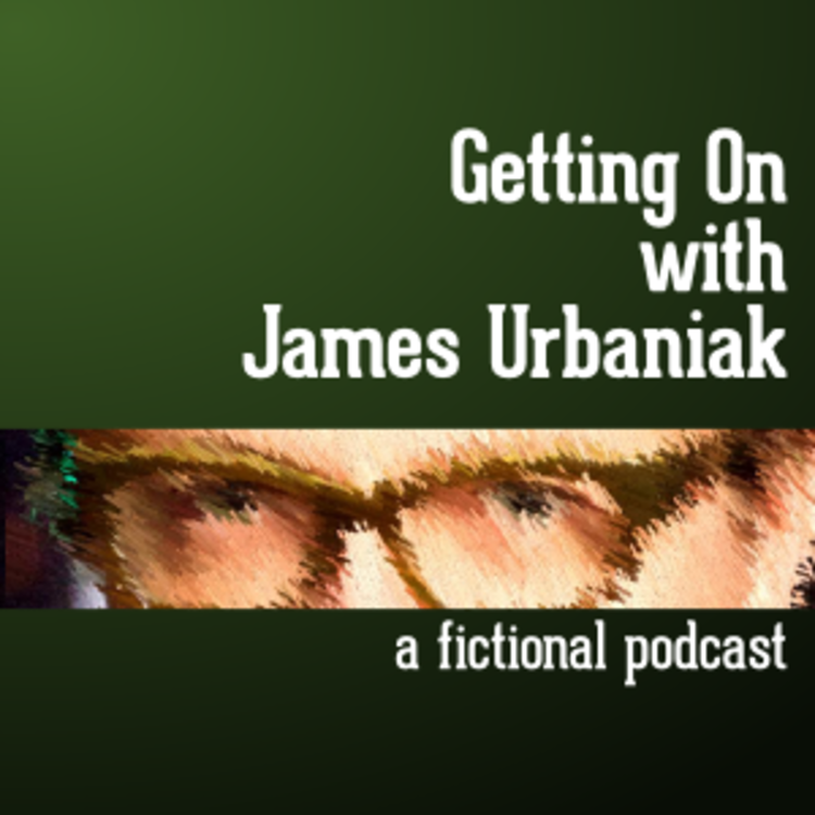 """cover art for Ep.13: """"The Transcontinental"""" by Brie Williams and James Urbaniak"""