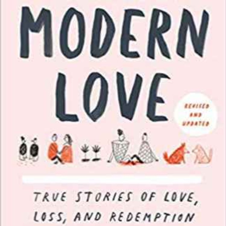 cover art for 709 - Indicação de série para melhorar o seu inglês: Modern Love!