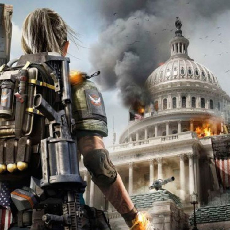 cover art for Halo On PC and The Division 2
