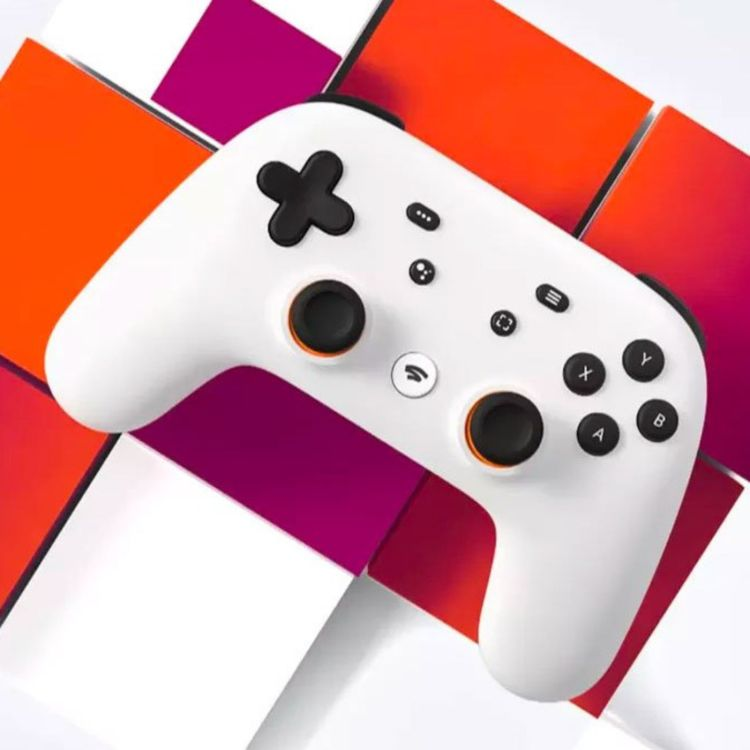 cover art for Google Stadia and GDC Recap