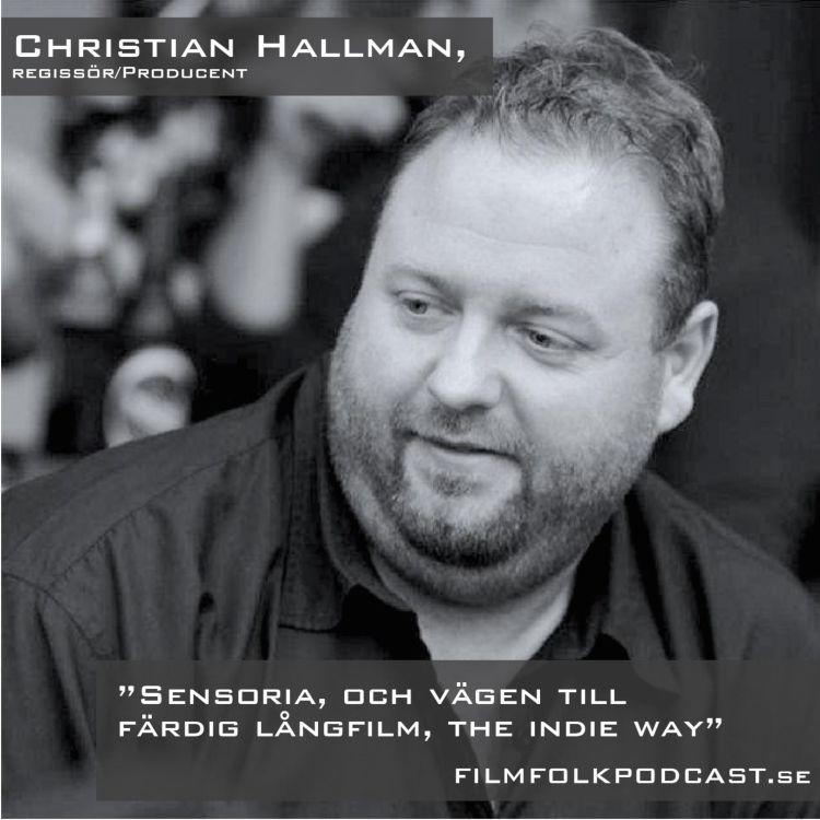 cover art for Christian Hallman