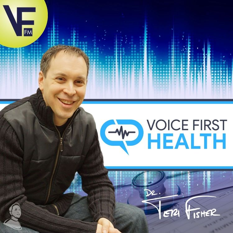 cover art for Voice First Hearables with Dave Kemp