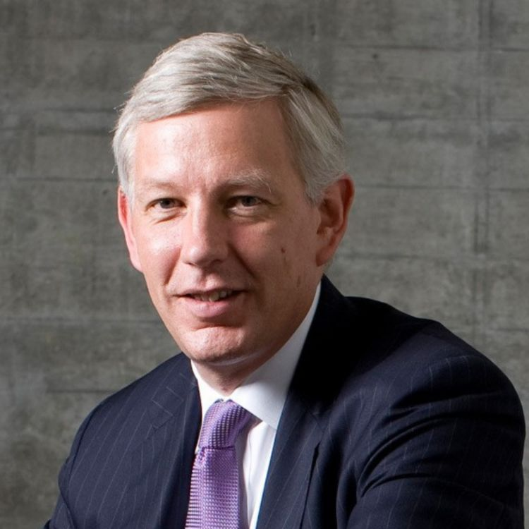 cover art for 190: McKinsey's 3-Time Global Managing Director Dominic Barton: It's fundamentally about people