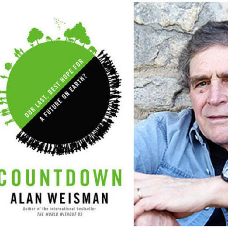 cover art for 248: Countdown, a book I recommend by Alan Weisman