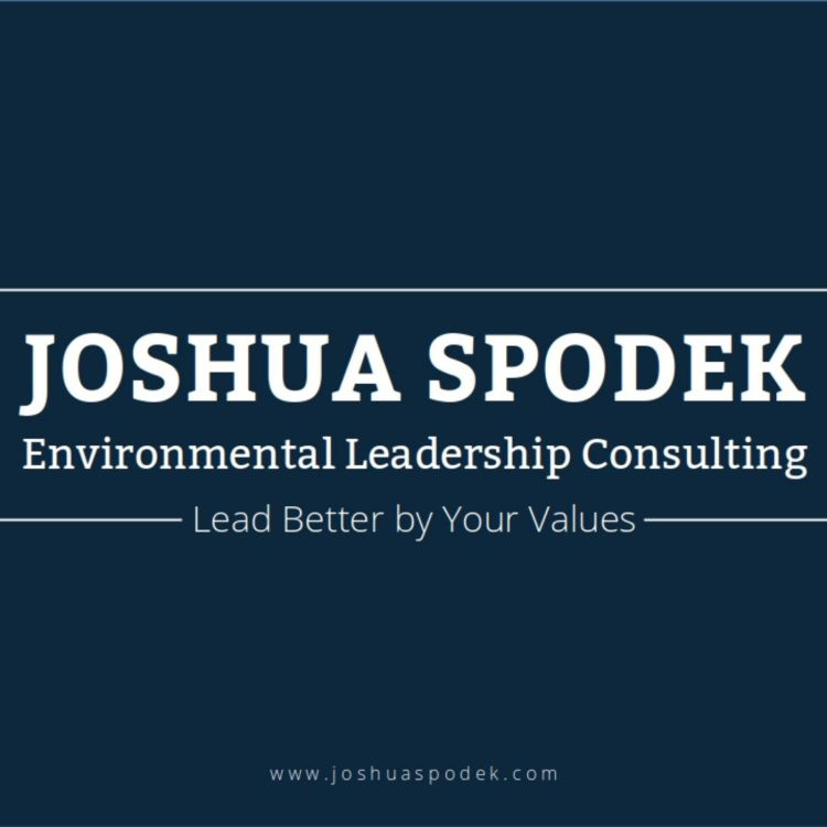 cover art for 274: Applying Leadership and the Environment in corporations