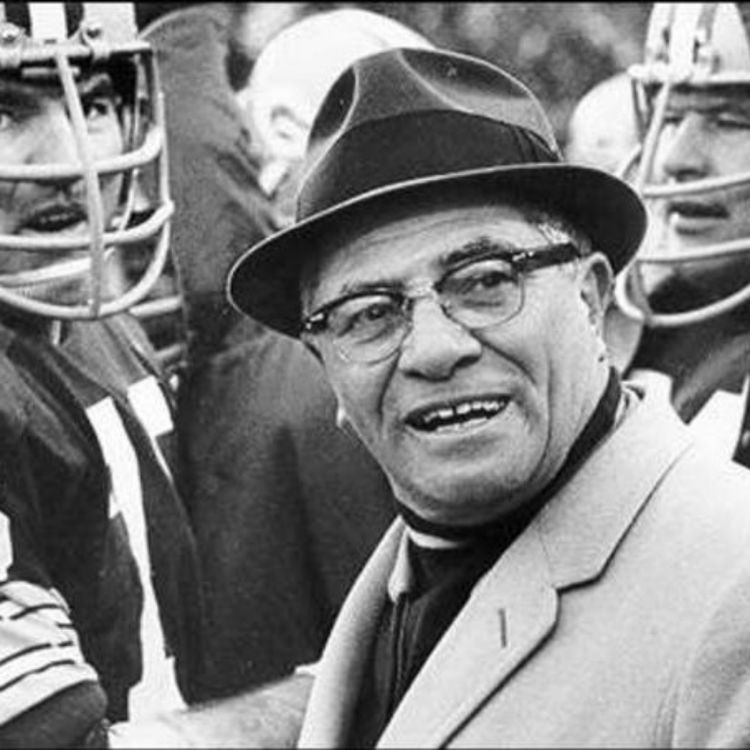 cover art for 288: Vince Lombardi: What It Takes