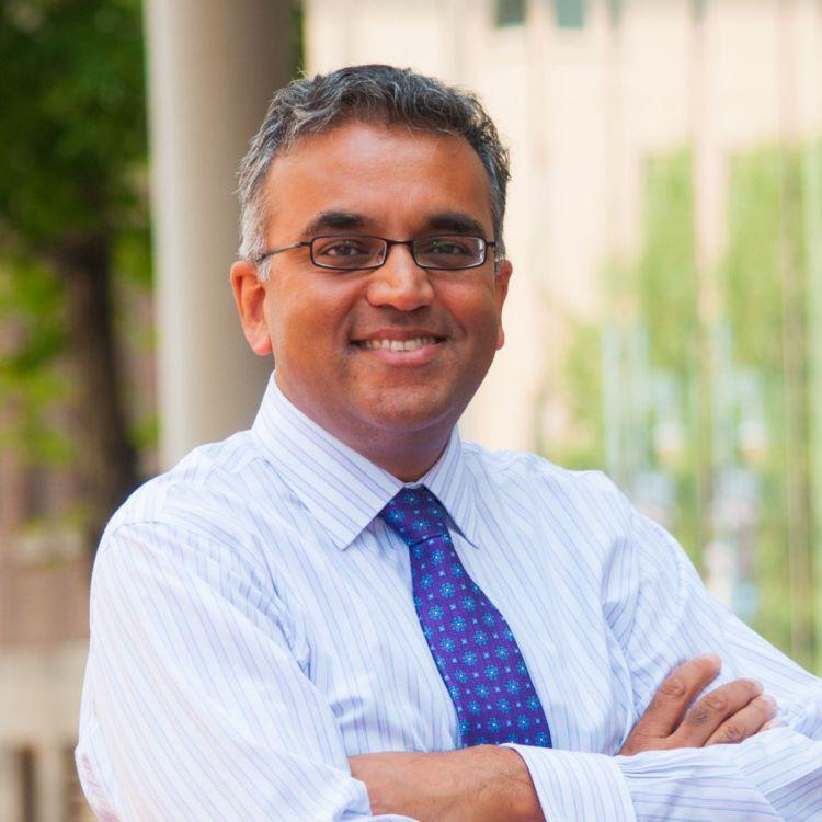 cover art for 354: Harvard Global Health Institute Director Ashish Jha, part 1: Front Line Pandemic Leadership