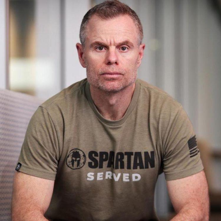 cover art for 364: Joe De Sena, part 1: The Spartan Race: Resilience from effort