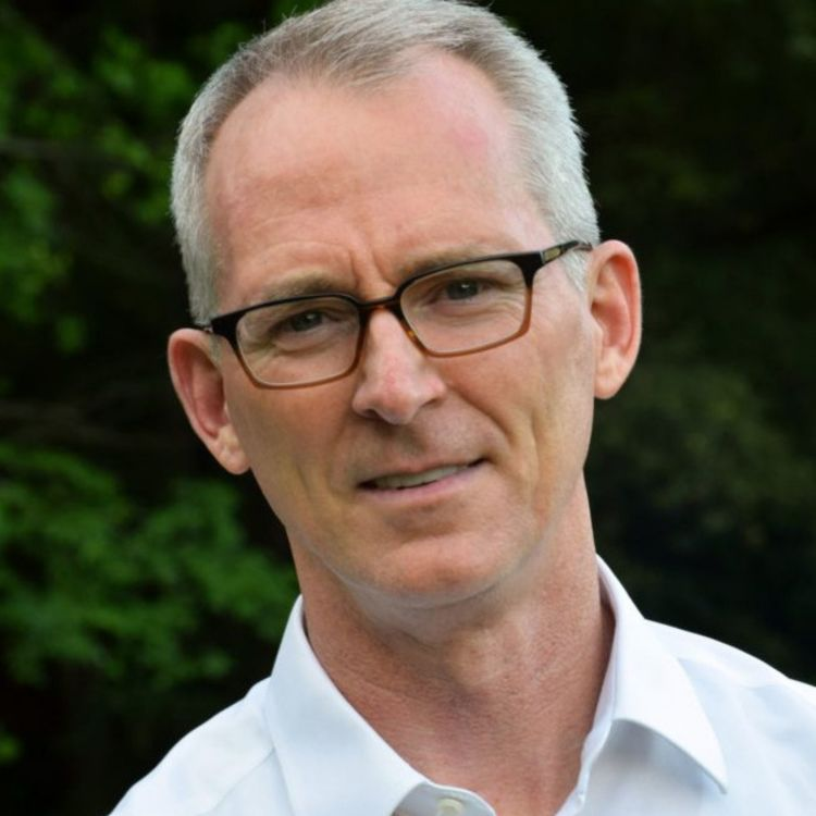 cover art for 391: Bob Inglis, part 2: Is Biden better for conservatives on climate legislation?