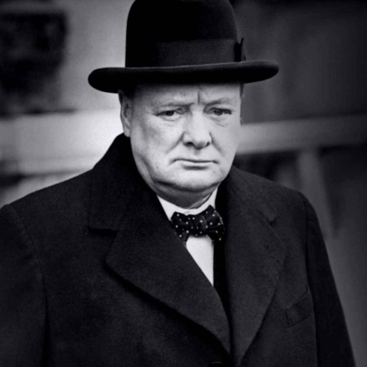 cover art for 411: Winston Churchill and the environment