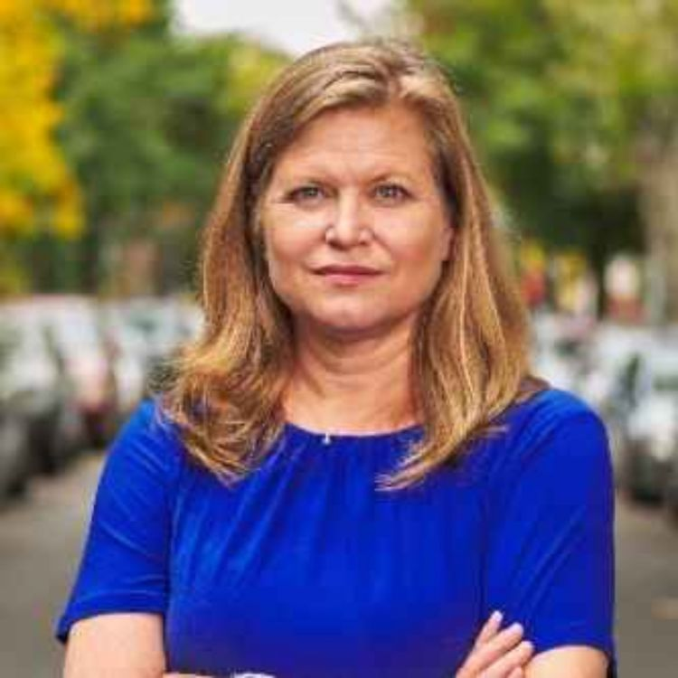 cover art for 447: Kathryn Garcia, part 1: Candidate for New York City Mayor