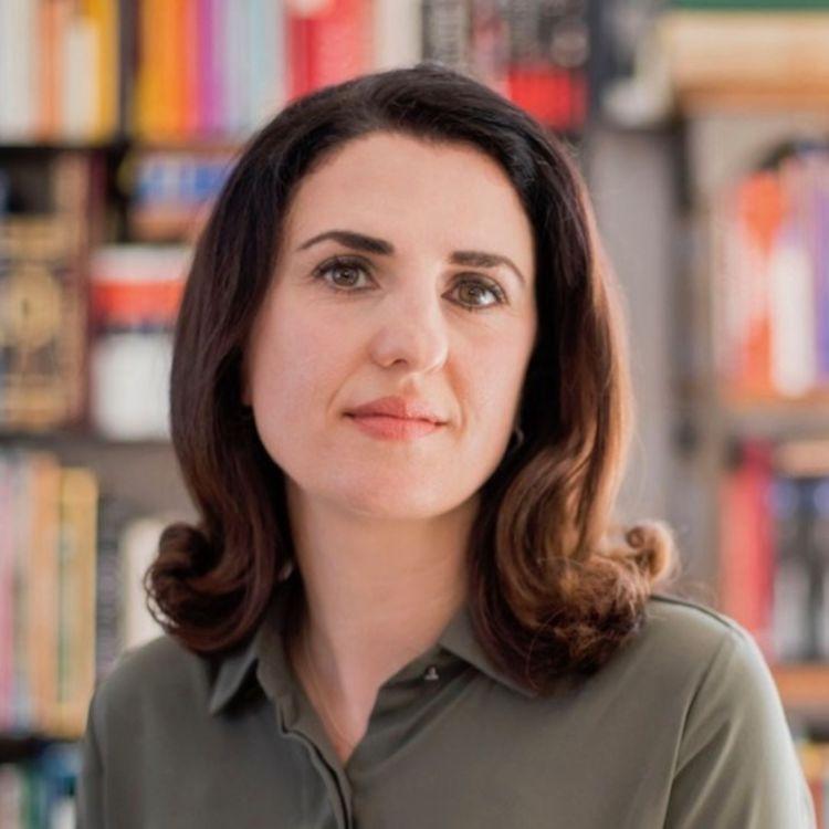 cover art for Huda Al-Marashi: The Journey of Publishing a Memoir