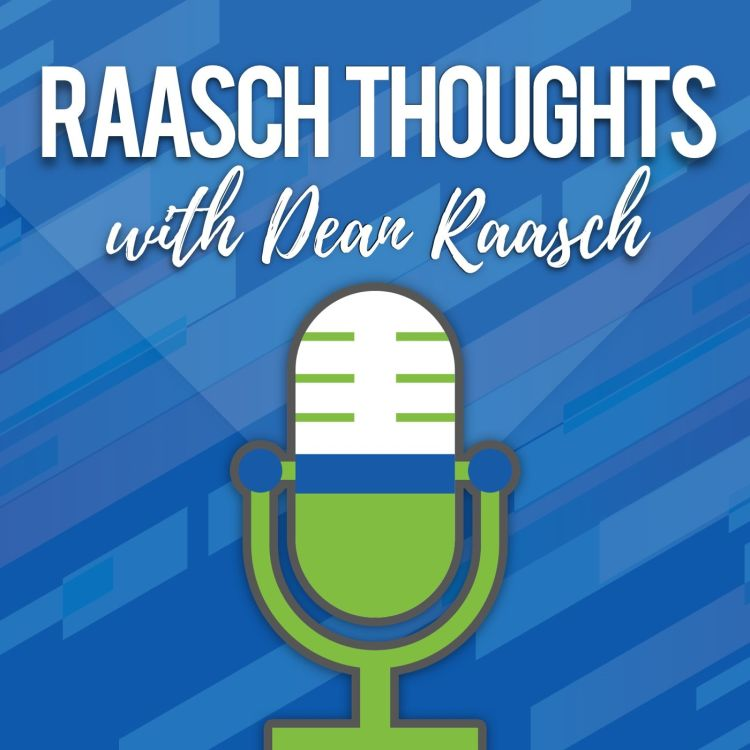 cover art for Raasch Thoughts - First time is a go!