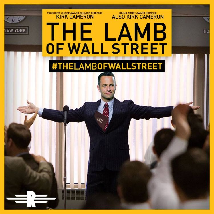 cover art for Episode 65: The Lamb of Wall Street (feat. Caroline Ely & Kevin T. Porter)