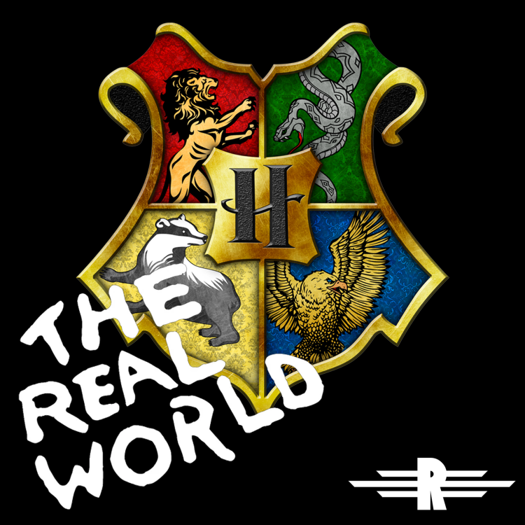 cover art for Episode 27: Harry Potter
