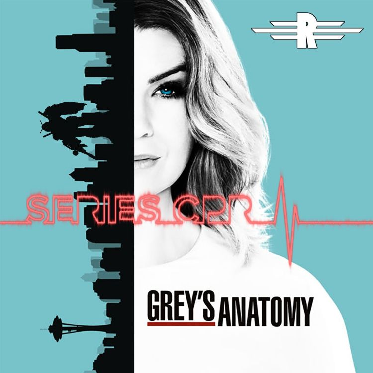 cover art for Episode 24: Series CPR: Grey's Anatomy