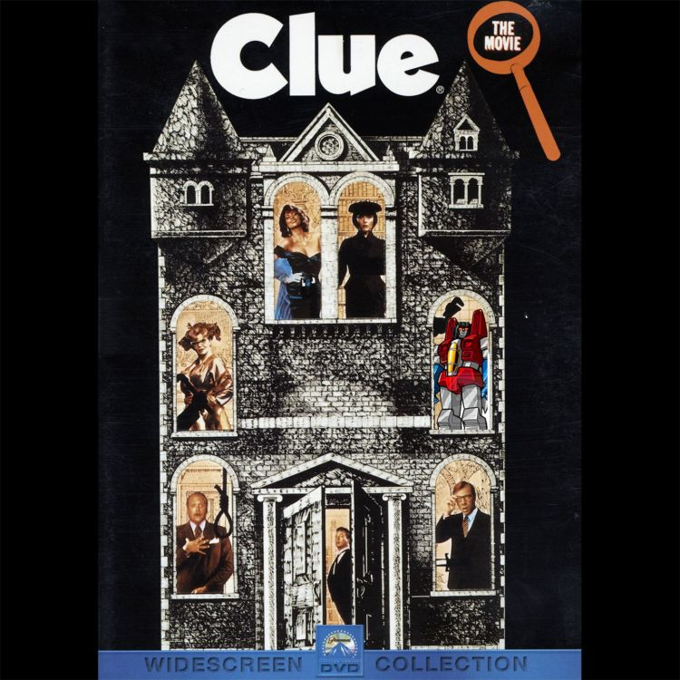 cover art for Episode 7: Clue