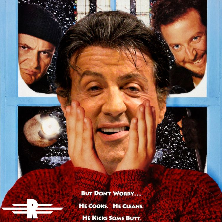 cover art for Episode 54: Home Alone