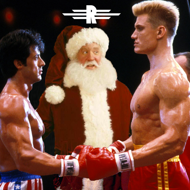 cover art for Episode 55: Rocky IV