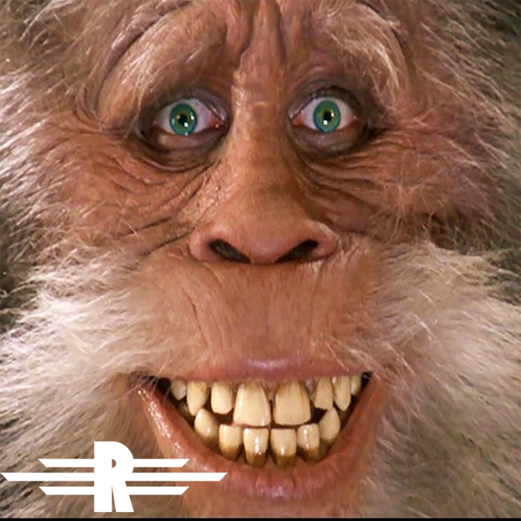 cover art for Episode 26: Harry and the Hendersons