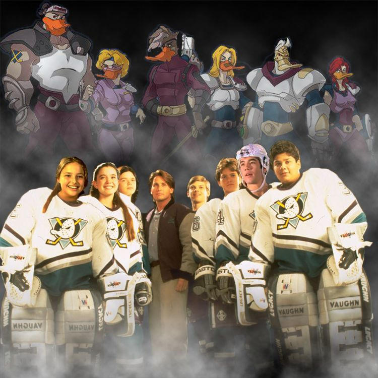 cover art for Episode 11: The Mighty Ducks