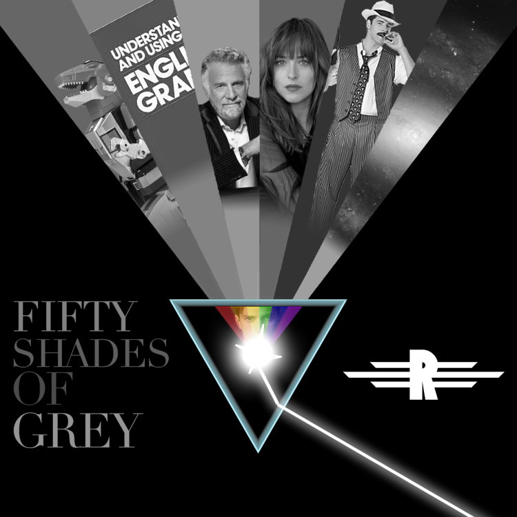 cover art for Episode 34: Fifty Shades of Grey