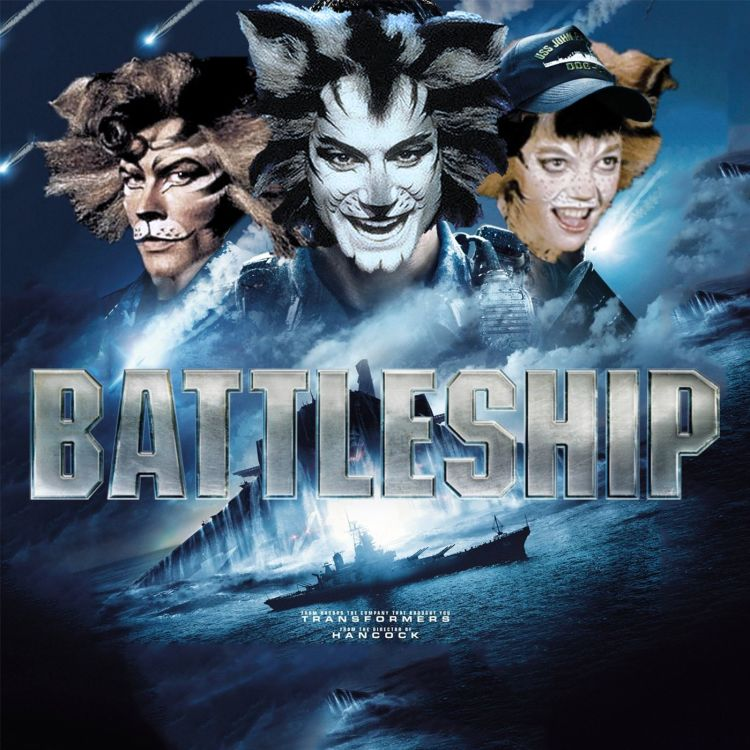 cover art for Episode 15: Battleship Cats