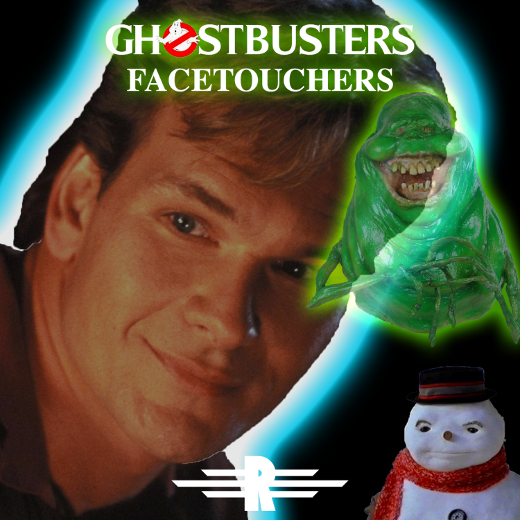 cover art for Episode 32: Ghostbusters