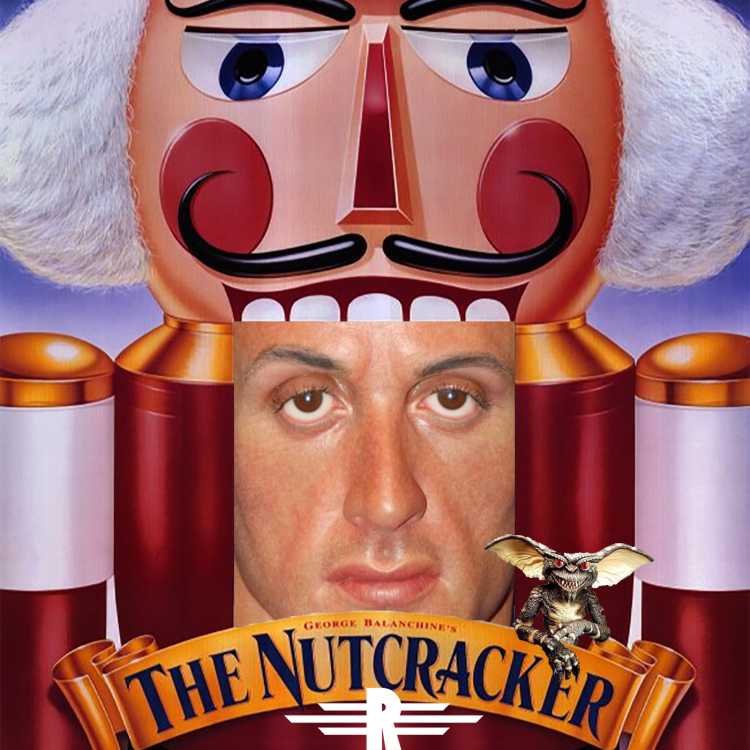 cover art for Episode 57: The Nutcracker