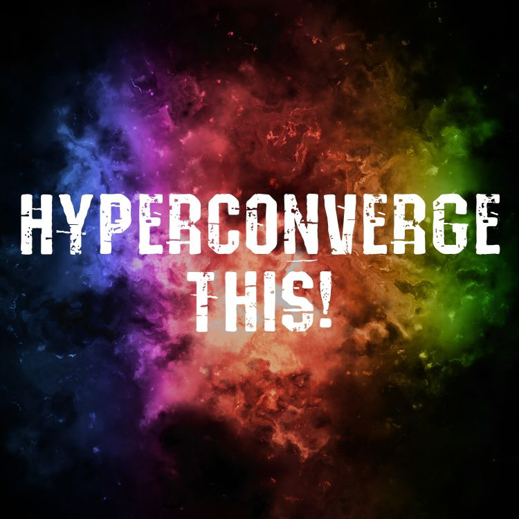 cover art for Hyperconverge this!