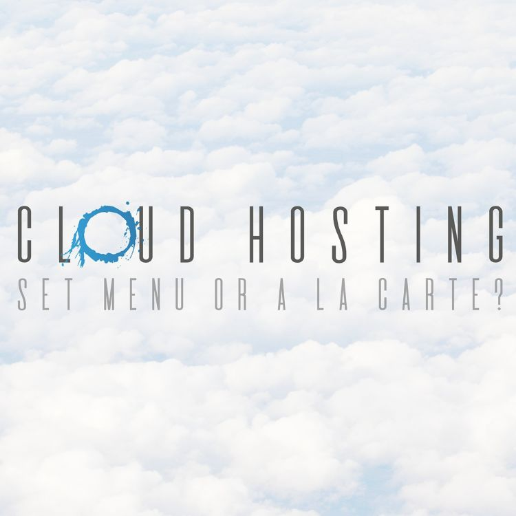 cover art for Cloud Hosting