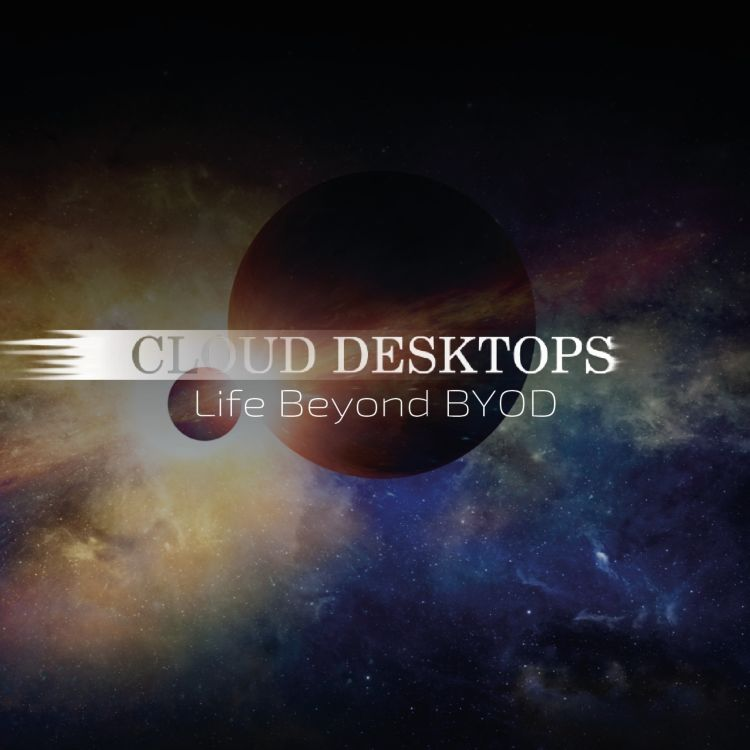 cover art for Cloud Desktops