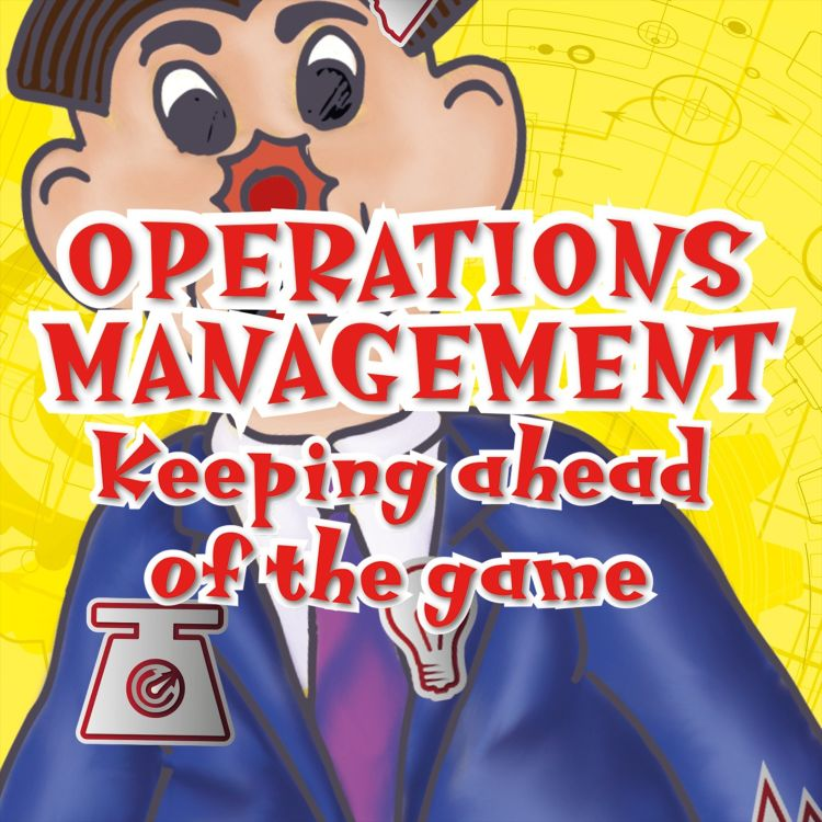 cover art for Operations Management