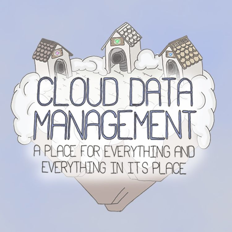cover art for Cloud Data Management