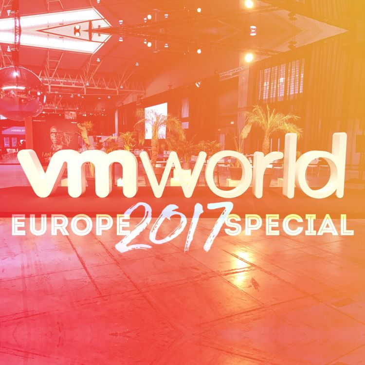 cover art for VMworld Europe 2017 Special