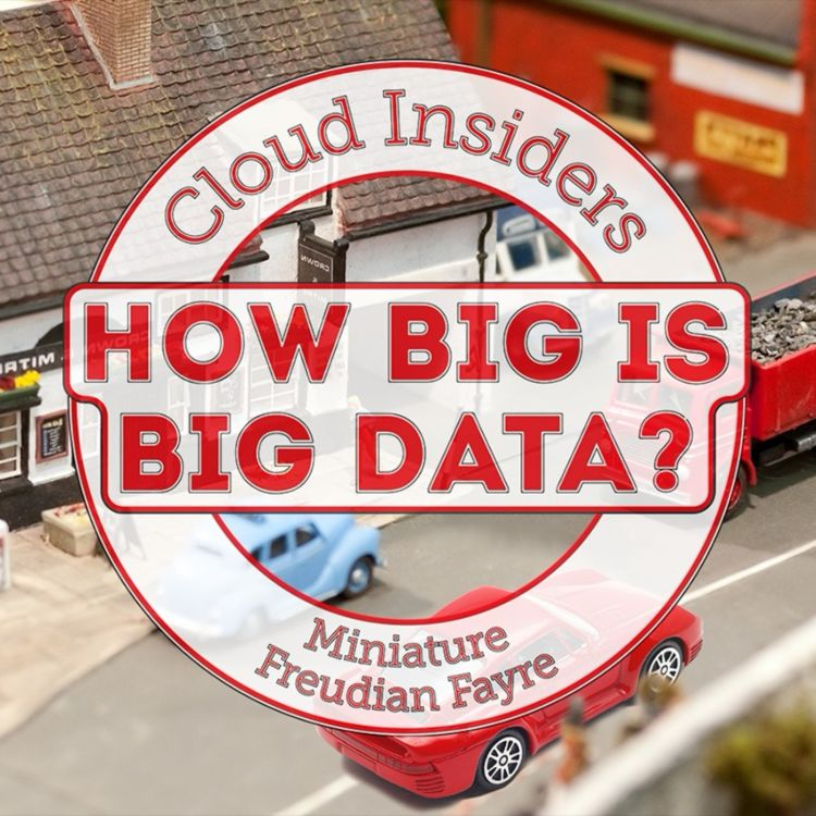 cover art for How big is Big Data