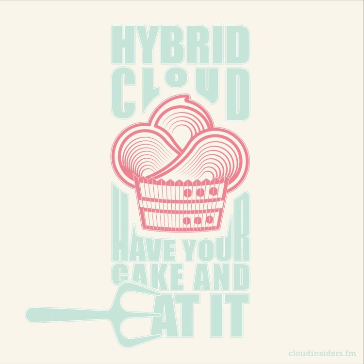 cover art for Hybrid Cloud