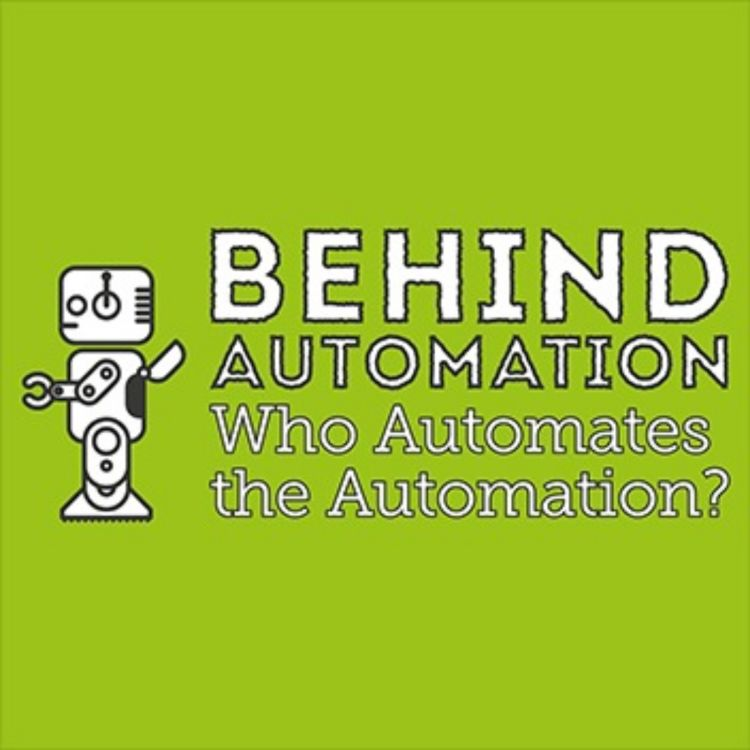 cover art for Behind Automation