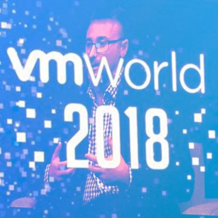 cover art for VMworld Europe 2018 Special