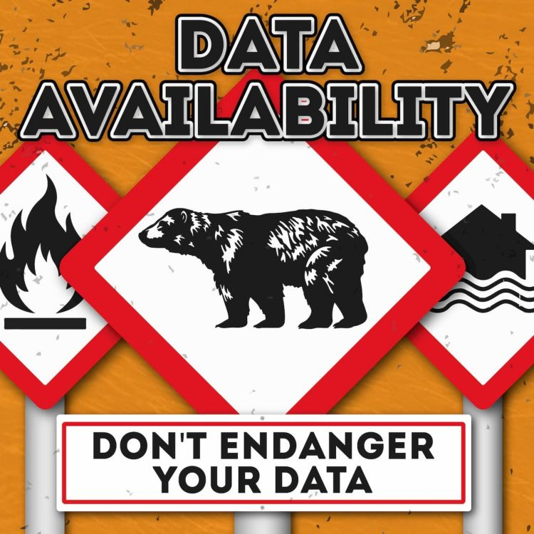 cover art for Data Availability