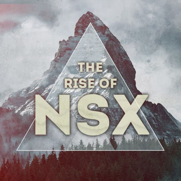 cover art for The Rise of NSX