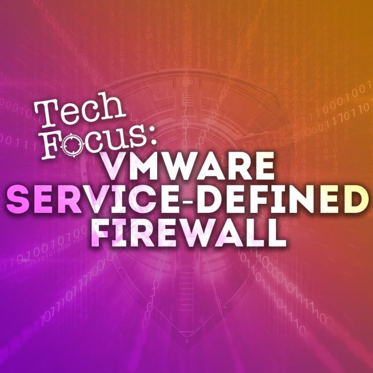 cover art for VMware Service-Defined Firewall