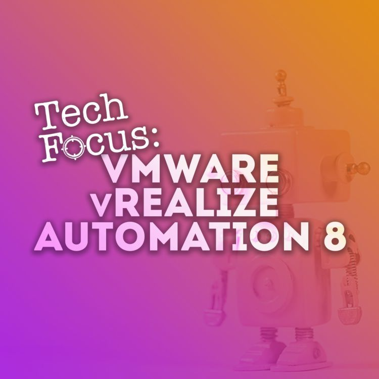 cover art for VMware vRealize Automation 8