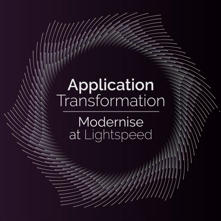 cover art for Application Transformation