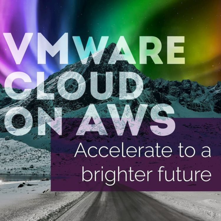 cover art for VMware Cloud on AWS