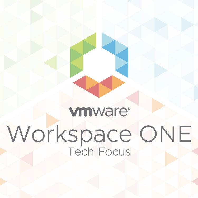 cover art for VMware Workspace ONE