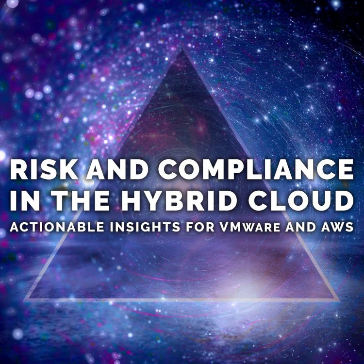 cover art for Risk and Compliance in the Hybrid Cloud