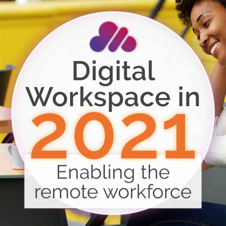 cover art for Digital Workspace in 2021