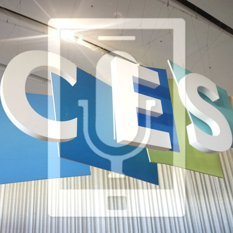 cover art for Pocketnow Weekly 287: Shaking in the CES 2018 pit