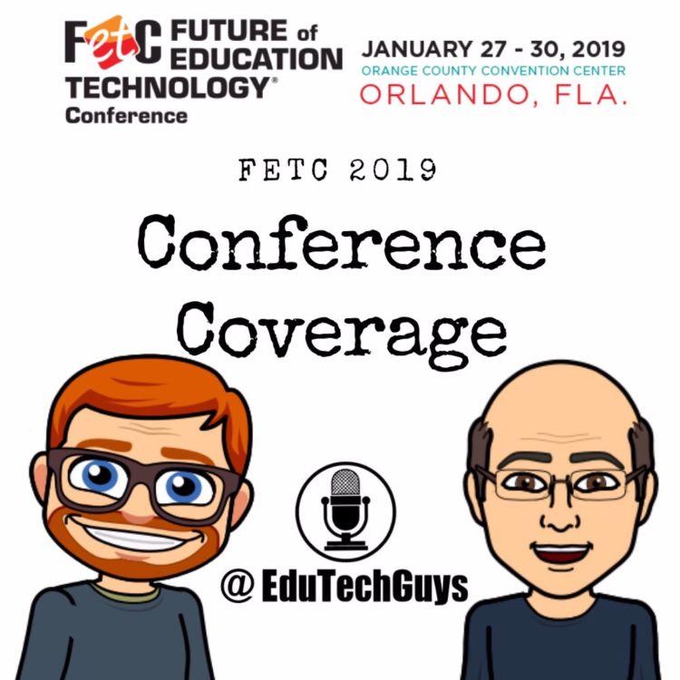 cover art for FETC 2019 - Sylvia Martinez